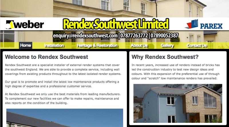 Rendex Southwest ltd