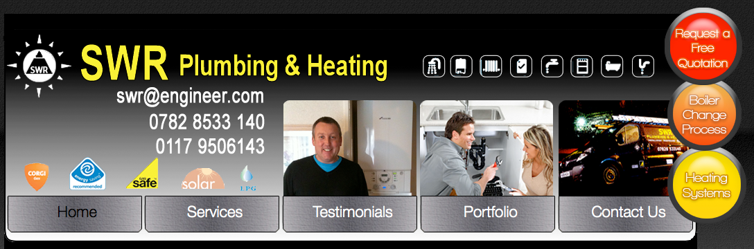 SWR Plumbing & Heating