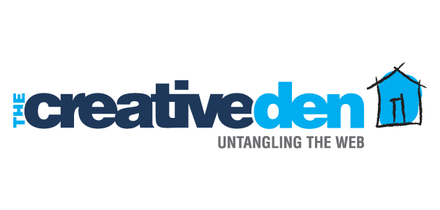 The Creative Den Logo
