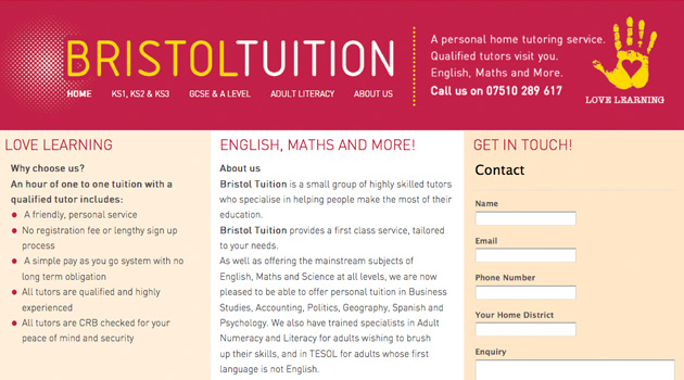 Bristol Tuition