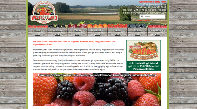 Westmoreland Berry Farm