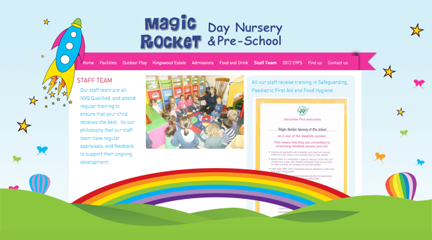 Magic Rocket Day Nursery
