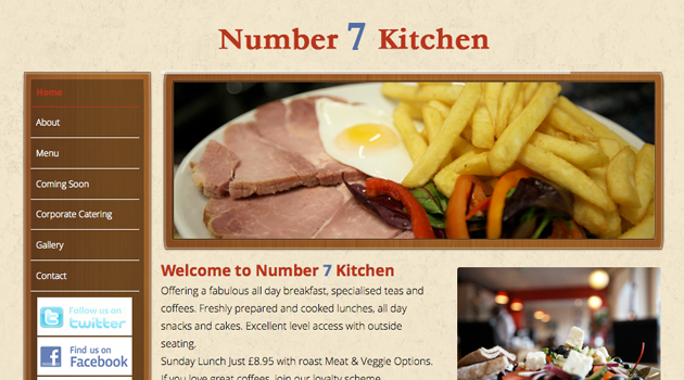 Number 7 Kitchen