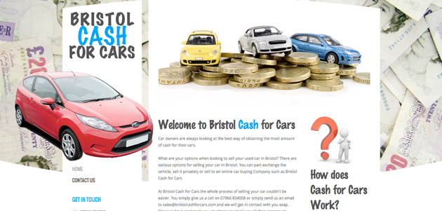 Bristol Cash for Cars
