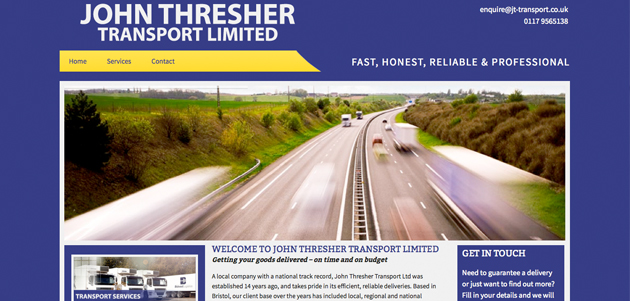 John Thresher Transport